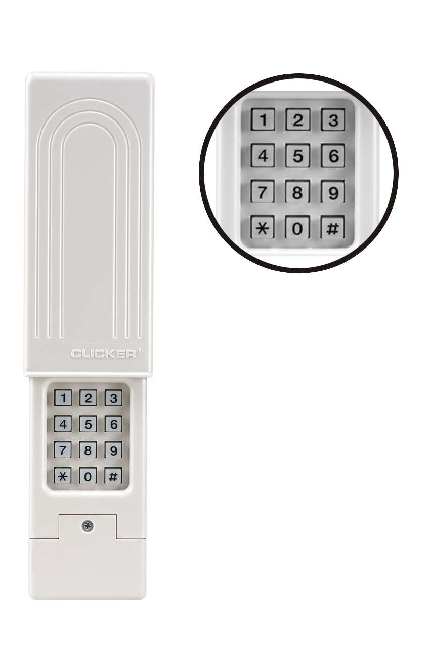 Genie Garage Door Keyless Entry Pad For Your Own Home