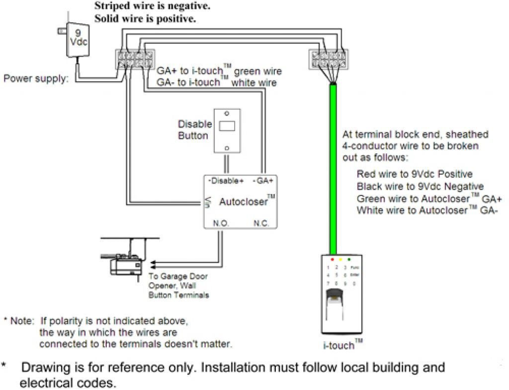 genie garage door opener wiring diagram  | teeflii.com