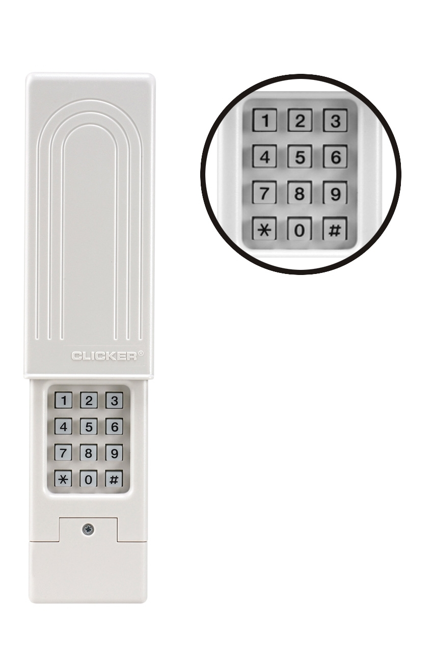 Genie Garage Door Wireless Keypad Programming Regarding